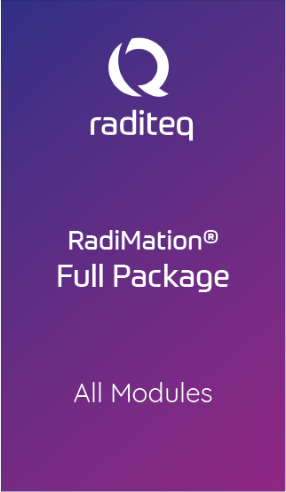 RadiMation® Full Package