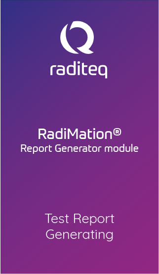 RadiMation® Report Gener