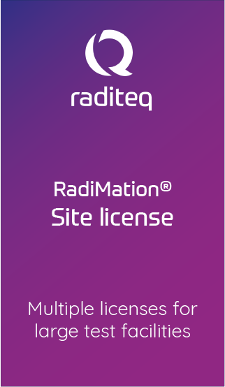 RadiMation® Site License