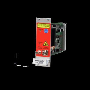 RadiSense® laser Plug-in card